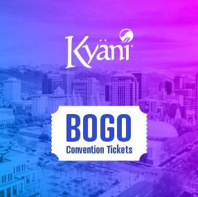 BOGO Convention Tickets