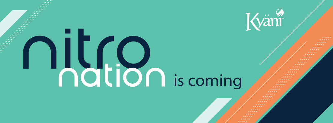 Nitro Nutrition is Coming