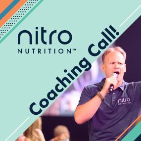 Nitro Nutrition 21-Day Reset Coaching Call