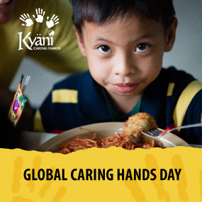 Global Caring Hands Day